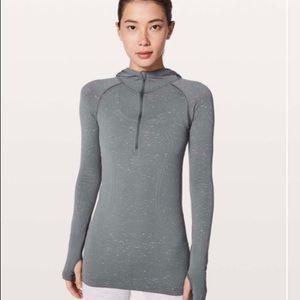 Lululemon Swiftly tech half zip hoodie size 10